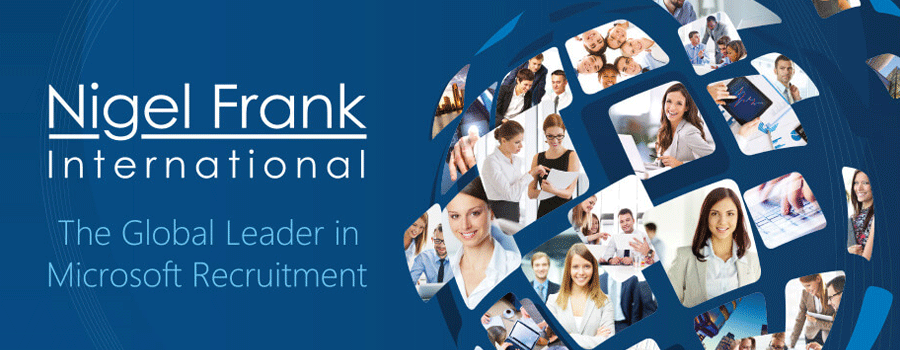 Front end developer at Nigel Frank International
