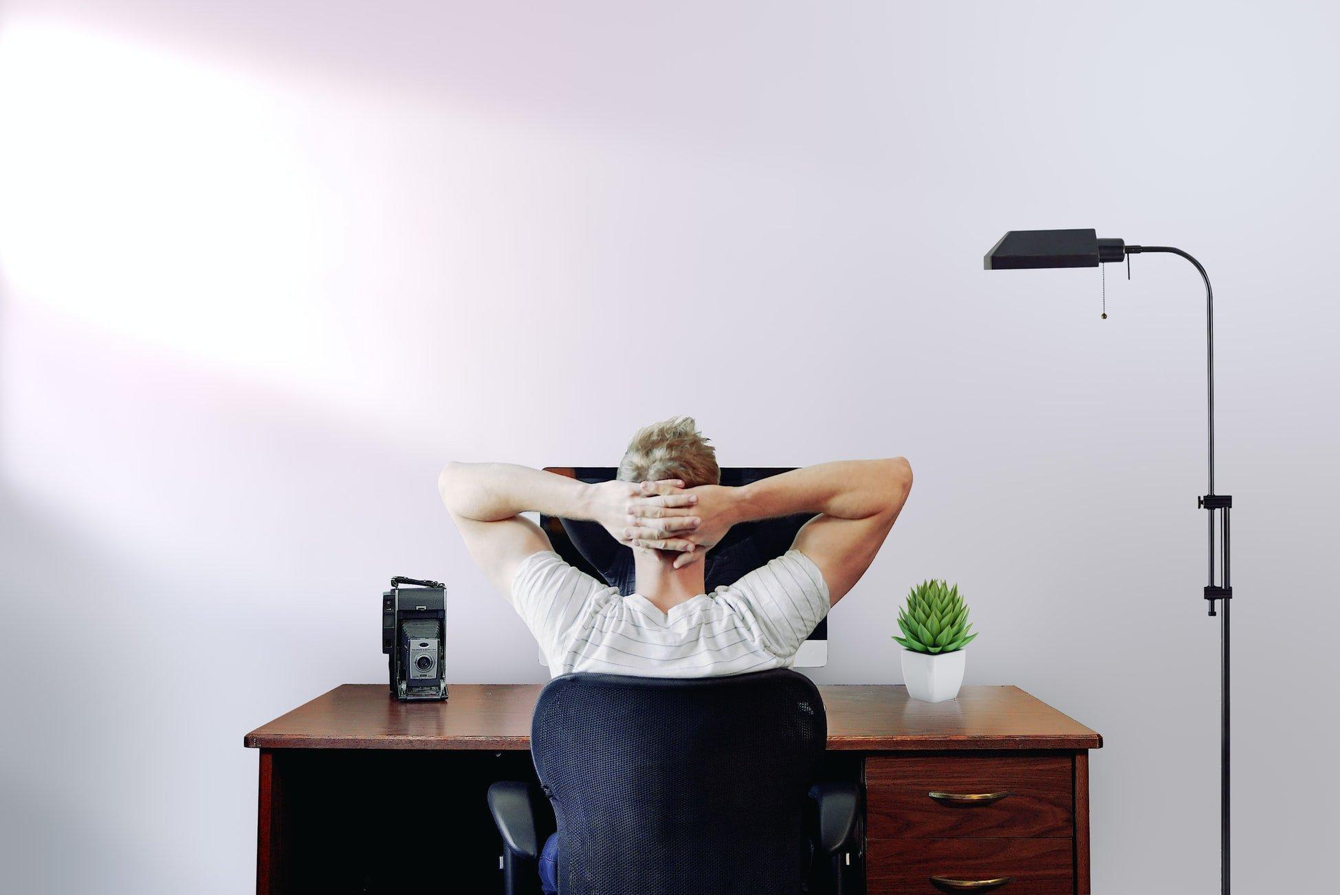 Ensam på hemmakontoret: Att övervinna sitt sämre jag