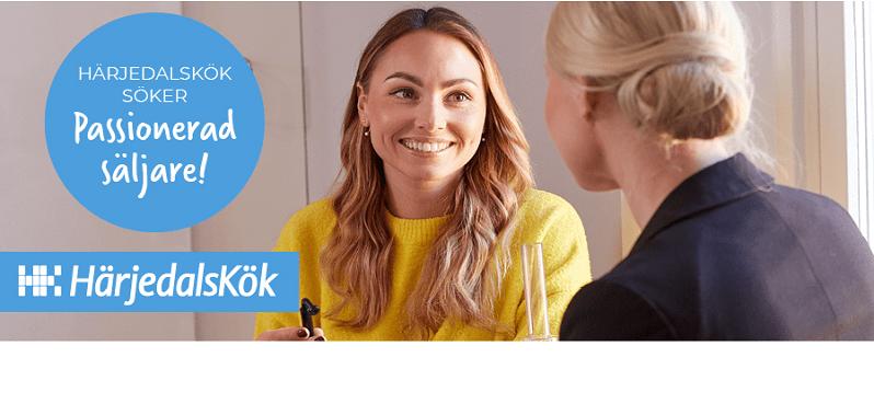 Affärsdriven kökssäljare sökes! på HärjedalsKök AB