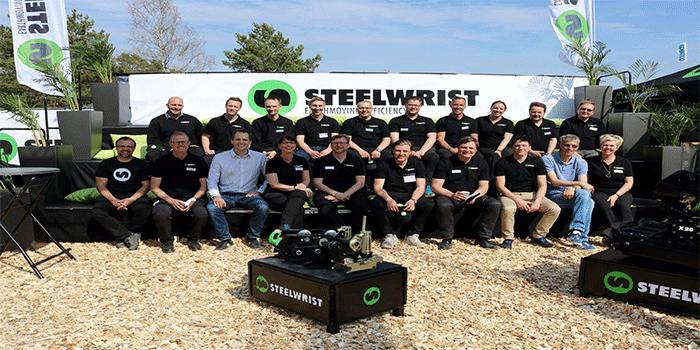 Produktionsplanerare till Steelwrist på Steelwrist